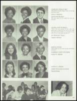 1976 Luther South High School Yearbook Page 166 & 167