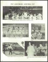 1967 West High School Yearbook Page 36 & 37