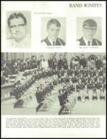 1967 West High School Yearbook Page 48 & 49