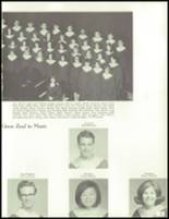 1967 West High School Yearbook Page 52 & 53
