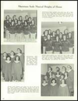 1967 West High School Yearbook Page 54 & 55