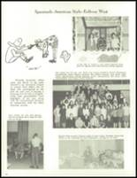 1967 West High School Yearbook Page 94 & 95