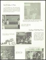 1967 West High School Yearbook Page 106 & 107