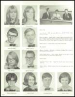 1967 West High School Yearbook Page 114 & 115