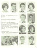 1967 West High School Yearbook Page 116 & 117