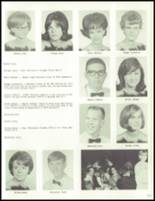 1967 West High School Yearbook Page 118 & 119