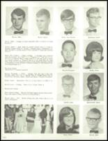 1967 West High School Yearbook Page 120 & 121