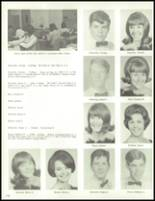1967 West High School Yearbook Page 126 & 127