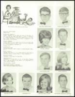 1967 West High School Yearbook Page 130 & 131