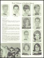 1967 West High School Yearbook Page 132 & 133
