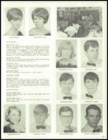 1967 West High School Yearbook Page 134 & 135
