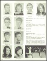 1967 West High School Yearbook Page 136 & 137