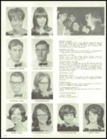 1967 West High School Yearbook Page 138 & 139