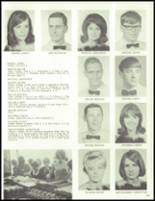 1967 West High School Yearbook Page 142 & 143