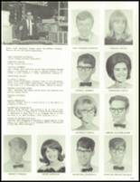 1967 West High School Yearbook Page 144 & 145