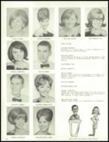 1967 West High School Yearbook Page 146 & 147