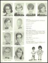 1967 West High School Yearbook Page 148 & 149
