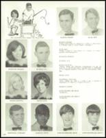 1967 West High School Yearbook Page 150 & 151