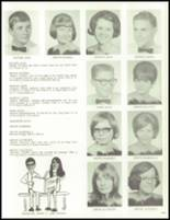 1967 West High School Yearbook Page 152 & 153