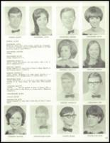 1967 West High School Yearbook Page 154 & 155
