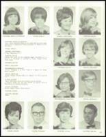 1967 West High School Yearbook Page 156 & 157