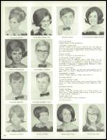 1967 West High School Yearbook Page 158 & 159
