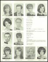 1967 West High School Yearbook Page 162 & 163