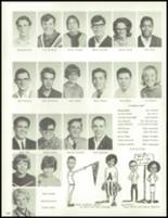 1967 West High School Yearbook Page 164 & 165