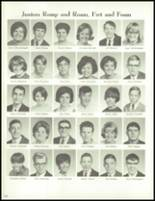 1967 West High School Yearbook Page 186 & 187