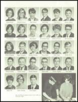 1967 West High School Yearbook Page 188 & 189