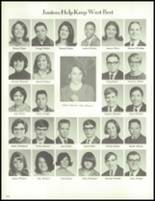 1967 West High School Yearbook Page 190 & 191