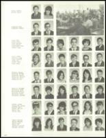 1967 West High School Yearbook Page 206 & 207