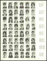1967 West High School Yearbook Page 210 & 211