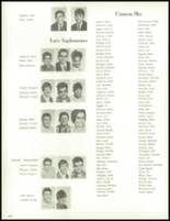 1967 West High School Yearbook Page 212 & 213