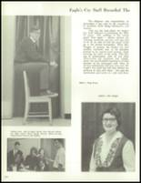 1967 West High School Yearbook Page 220 & 221