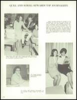 1967 West High School Yearbook Page 222 & 223
