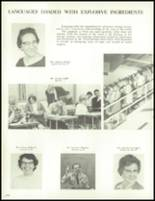 1967 West High School Yearbook Page 236 & 237
