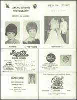 1967 West High School Yearbook Page 262 & 263