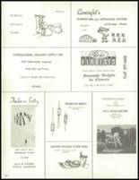 1967 West High School Yearbook Page 268 & 269