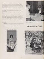 1961 Chamberlain High School Yearbook Page 10 & 11