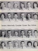 1961 Chamberlain High School Yearbook Page 22 & 23