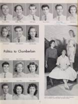 1961 Chamberlain High School Yearbook Page 26 & 27