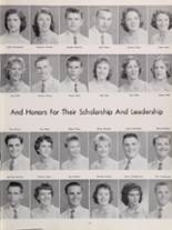 1961 Chamberlain High School Yearbook Page 28 & 29