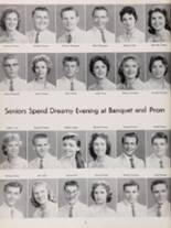 1961 Chamberlain High School Yearbook Page 42 & 43