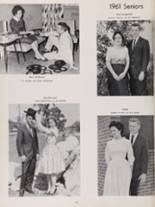 1961 Chamberlain High School Yearbook Page 46 & 47