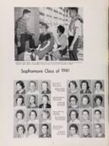 1961 Chamberlain High School Yearbook Page 56 & 57