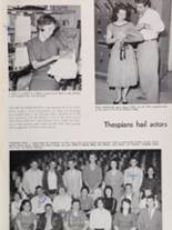 1961 Chamberlain High School Yearbook Page 108 & 109