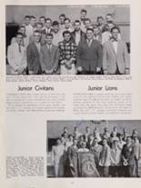1961 Chamberlain High School Yearbook Page 122 & 123