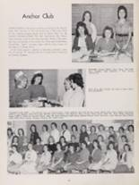 1961 Chamberlain High School Yearbook Page 126 & 127