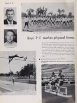 1961 Chamberlain High School Yearbook Page 154 & 155